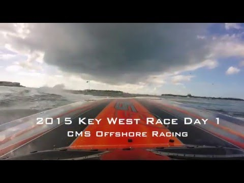 2015 Key West World Championships - Race Day One,  CMS Offshore Racing