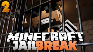 Minecraft JAIL BREAK S2E2 - SCAMMING STARTS AGAIN