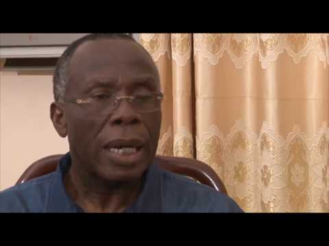 """OGBEh : """"...We don't eat well in Nigeria; too much Carbohydrate in our Diet..."""""""