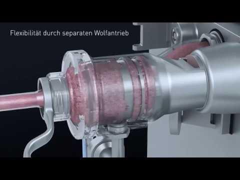 Handtmann Maschinenfabrik - Volumenseparator - DE