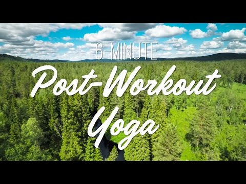 6-Minute Post-Workout Yoga - Yoga With Adriene