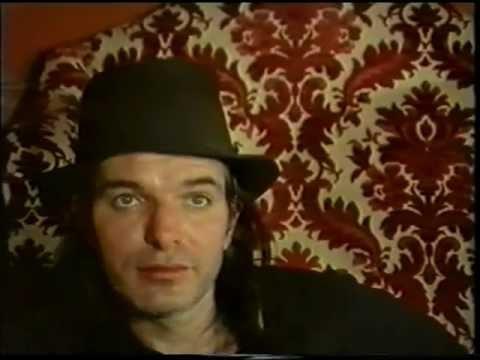 Brian James Interview Part 2 1988