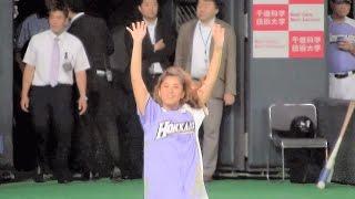 2015.7.11 ・札幌ドーム、埼玉西武ライオンズ戦オープニングダンス ・フ...