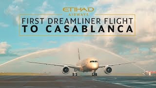 Our First Boeing 787 Dreamliner Flight to Casablan...