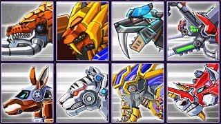 Toy Robot War Gameplay #4: Puncturing Dragon, Lion Hero & Creatures | Eftsei Gaming