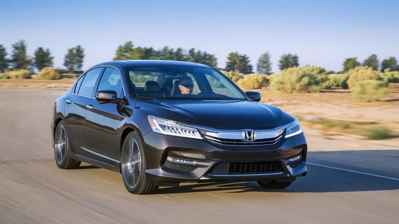 the 2018 honda accord coupe v6 touring keeps the manual youtube. Black Bedroom Furniture Sets. Home Design Ideas