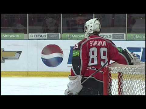 Хитрый гол Афиногенова / Max Afinogenov's Smart Goal