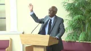 Pastor Ed Dawes: Walking with Jesus!