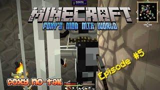 Minecraft - Foxy's Mod Mix [5] - The Cave of Doom