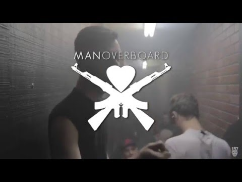Man Overboard - FAREWELL SHOW  4/8/16 (Live @ Chain Reaction)