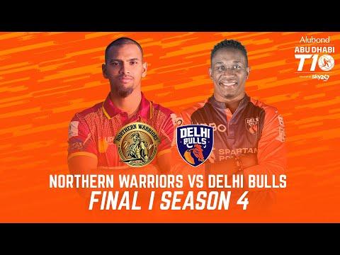 Match 29 I FINAL I HIGHLIGHTS I Northern Warriors vs Delhi Bulls I Day 10 I Alubond Abu Dhabi T10