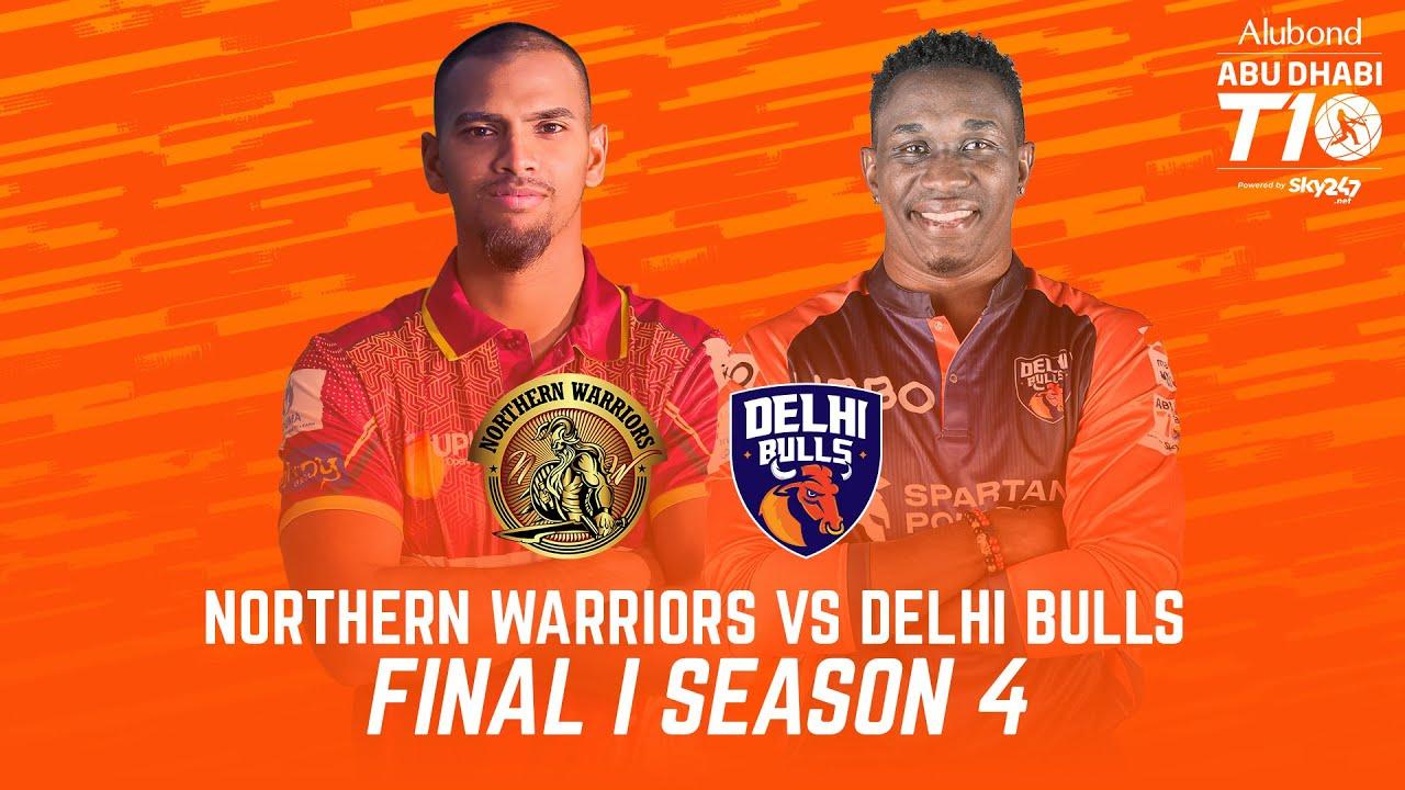 Download Match 29 I FINAL I HIGHLIGHTS I Northern Warriors vs Delhi Bulls I Day 10 I Alubond Abu Dhabi T10