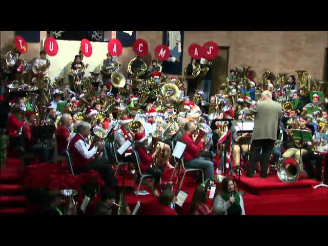 First Baptist Nashville | 2014 TUBACHRISTMAS (First Performance)