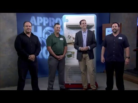 Mini-Split Heating & Air Technology-Carini Heating and Air on The Approved Home Pro Show