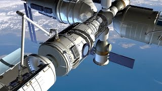 Shenzhou-11 astronauts return to Earth