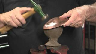 Simple Steps to Planishing Copper