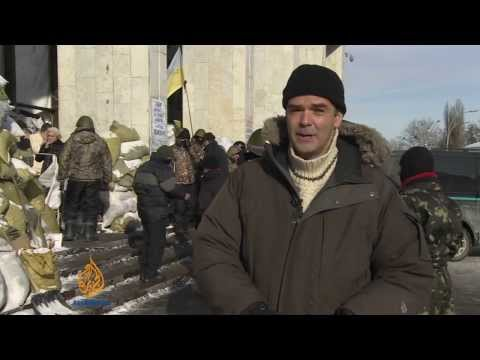 Europe Ukraine parliament passes amnesty