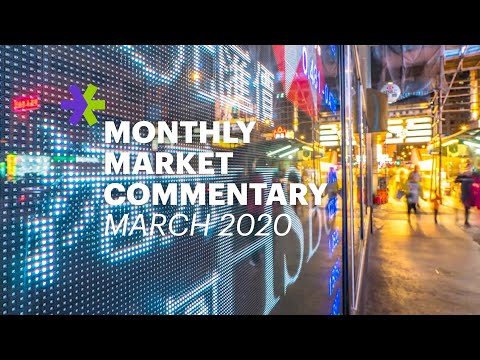 E*TRADE Monthly Market Commentary   March 2020