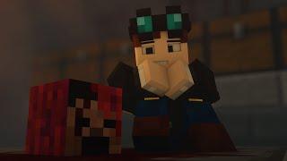 TheDiamondMinecart - SCARY HORROR MAP Minecraft Animation - DanTDM!