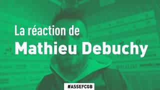 Réaction Après ASSE 🆚️ BORDEAUX (3-0) de DEBUCHY & KHAZRI + BUTS vues de la pelouse