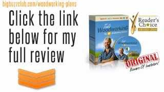 Woodworking Plans And Projects By Ted - 16,000 Woodworking Plans - Unbelievable! My Review...
