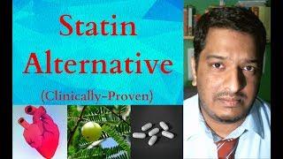 Statin Alternative - Clinically Proven