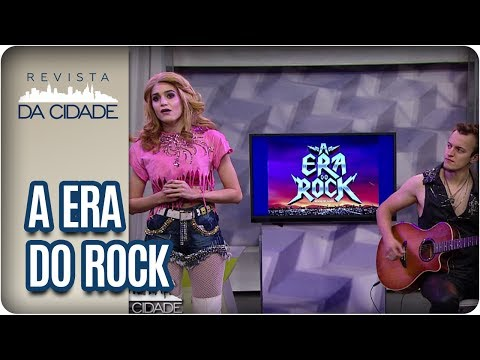 Musical A Era Do Rock - Revista Da Cidade (21/06/2017)