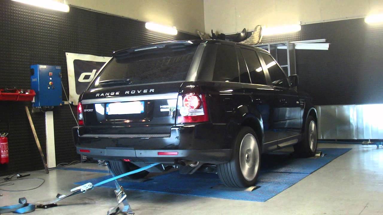 reprogrammation moteur range rover sport tdv6 256cv 304cv dyno digiservices youtube. Black Bedroom Furniture Sets. Home Design Ideas