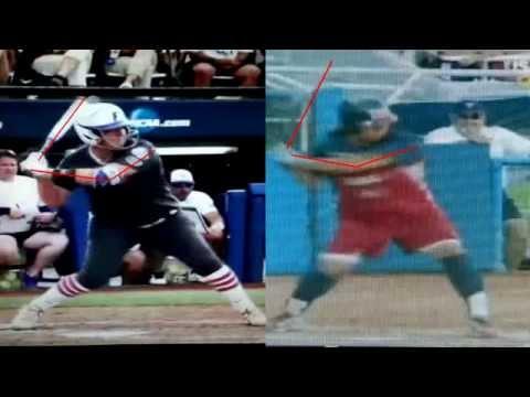 Lauren Haeger & Crystl Bustos-Comparing High Level Hitting Mechanics