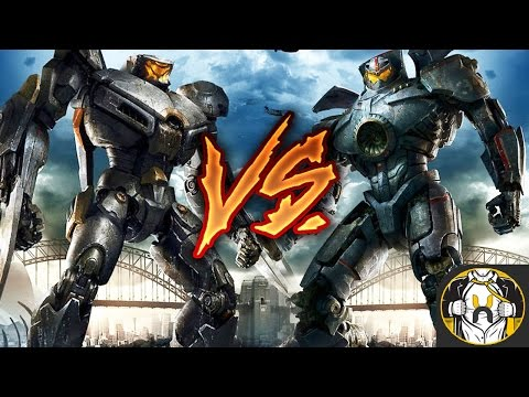 Gipsy Danger vs Striker Eureka - Who Wins? | Pacific Rim