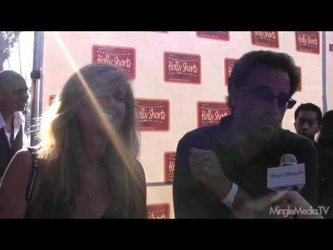 Diane Namm, Ray Abruzzo at 6th Annual Hollyshorts Short Film Festival Red Carpet