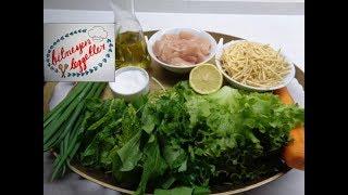 Makarna Salatası Tarifi - Bitmeyen Lezzetler