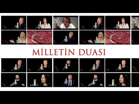 Çeşitli Sanatçılar - Milletin Duâsı - (Official Video)