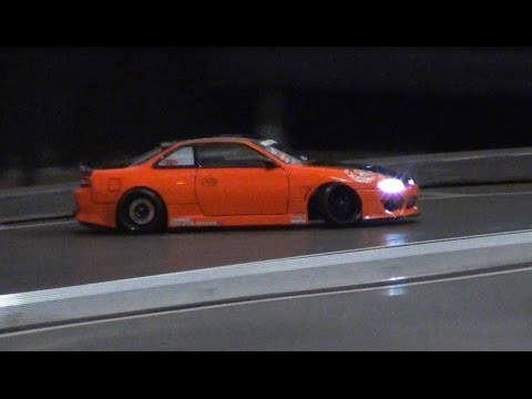 Active Hobby DP RWD - SWIFT SUNS - GGT rc drift track
