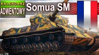 Somua SM - magazynek twardszy ;) - DZIEŃ - 9 World of Tanks