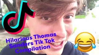 Hilarious Thomas Sanders Tik Tok Compilation (w/Titles)