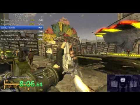 Fallout NV Globe Trotter% 15:36 w/o loads
