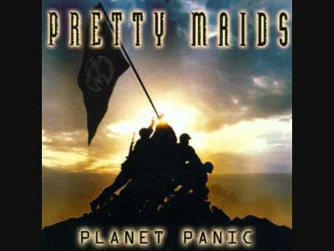 Pretty maids he who never lived rerecorded