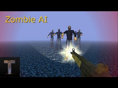 How to make Advanced Zombie AI in BGE [no code]