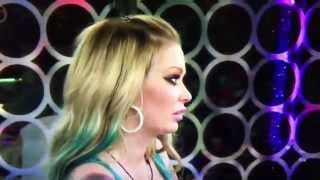 Jenna Jameson VS Janice Dickinson FIGHT 'THOUGHT I WAS YOUR FRIEND!!'