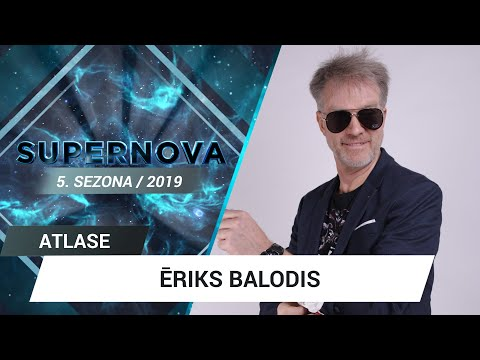 "Ä'riks Balodis ""I know you know"" 