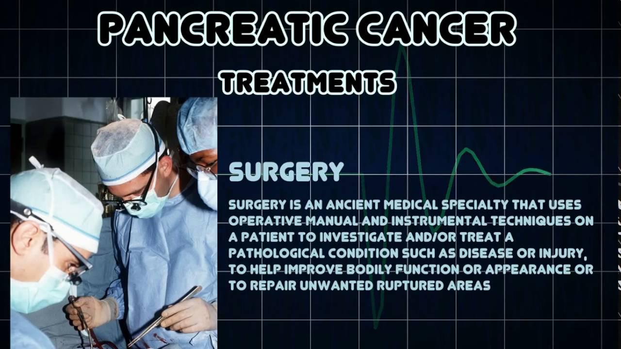 Symptom Of Pancreatic Cancer