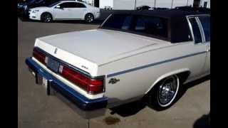 1983 Buick Park Avenue