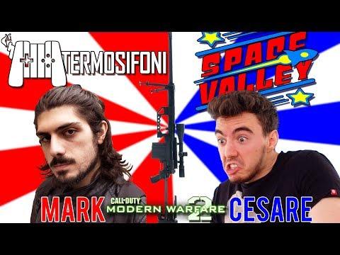 La Sfida di Mark: Space Valley [3/4] - Cesare