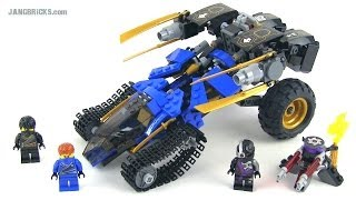 LEGO Ninjago 2014 Thunder Raider 70723 full Review!