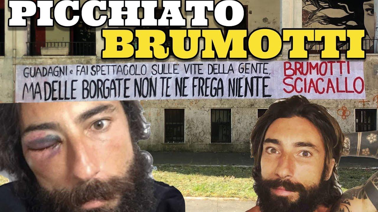 Download Picchiato Brumotti al Quarticciolo cosa penso