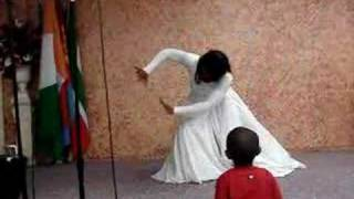 I live to worship you-Omega gospel praise dancer