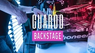 Guardo Label Night - BACKSTAGE