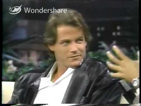 MICHAEL PARE INTERVIEW WITH PAT SAJAK PART 3, 1989.
