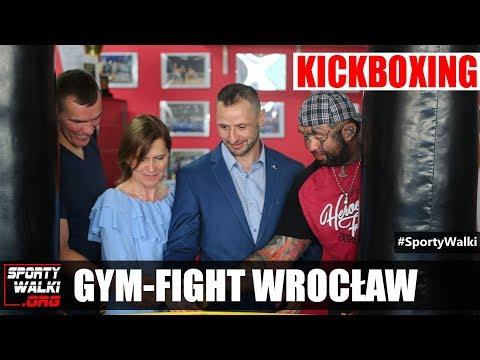 Otwarcie Gym-Fight Na Ruskiej We Wrocławiu